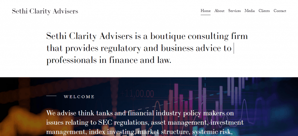 Sethi Clarity Advisers